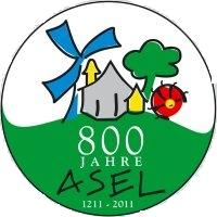 800 Jahre asel